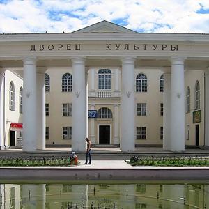 Дворцы и дома культуры Абатского