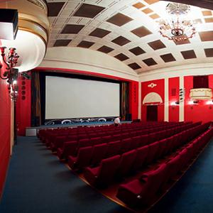 Кинотеатры Абатского