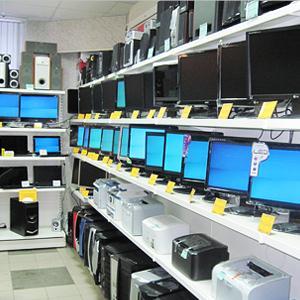 Компьютерные магазины Абатского