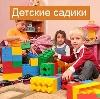 Детские сады в Абатском