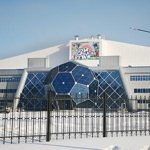 Спортивные комплексы Абатского