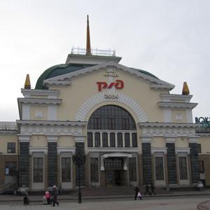 Железнодорожные вокзалы Абатского