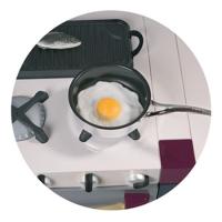 Закусочная Кристалл - иконка «кухня» в Абатском